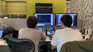 עובדים בחברת אוטודסק
