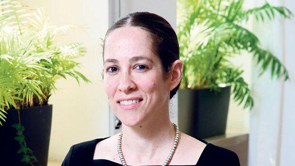 שירה גרינברג כלכלנית ראשית ב משרד אוצר