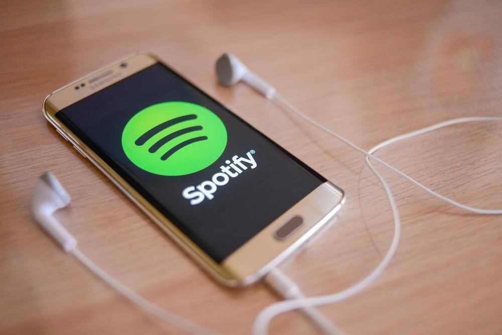 מוזיקה ספוטיפיי Spotify