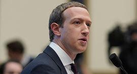 מארק צוקרברג פייסבוק עדות בסנאט ליברה