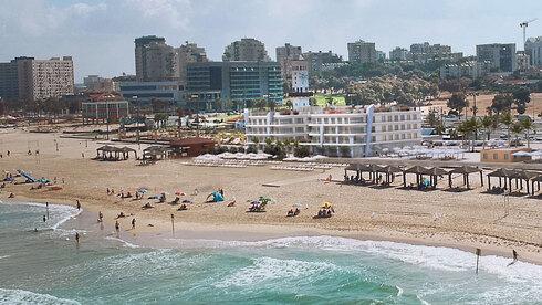 מסר ליזמים: נדחו שתי תוכניות לבנייה על קו החוף באשדוד