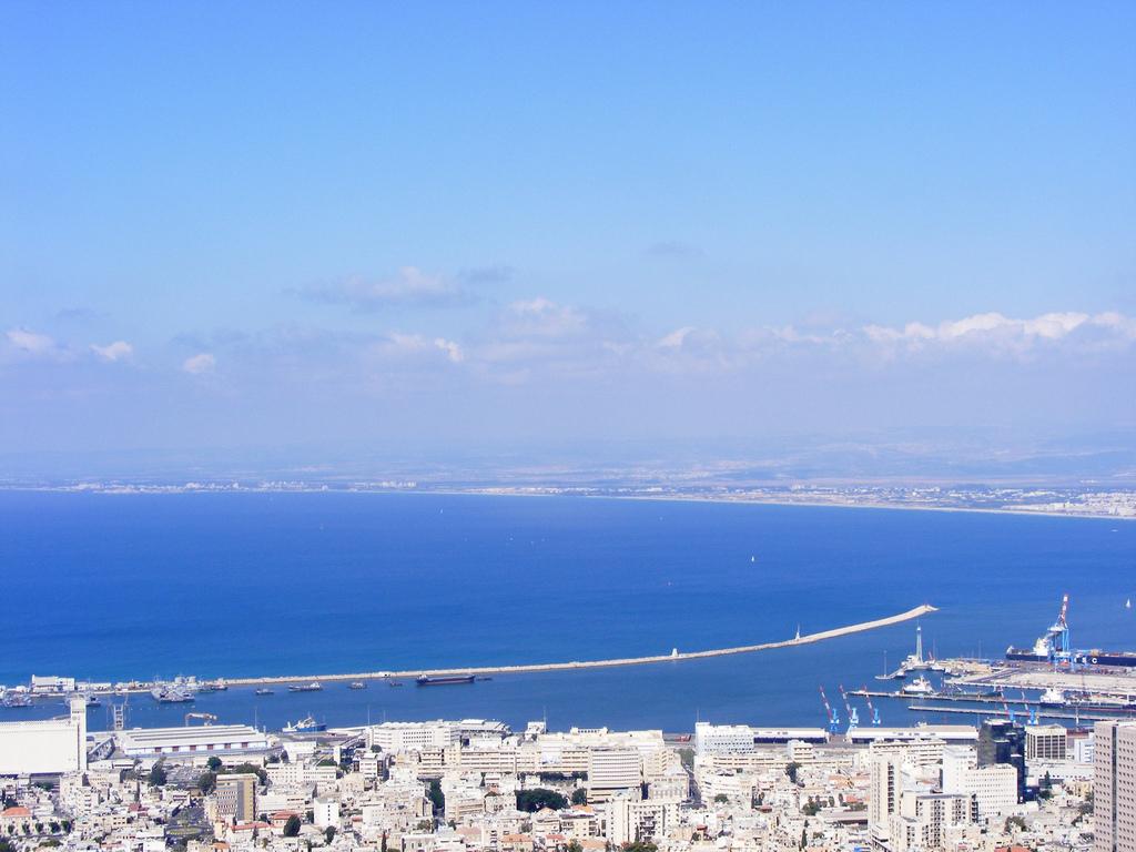 """נמל חיפה זירת הנדל""""ן"""