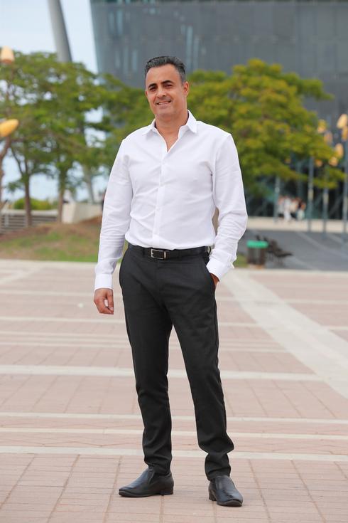 """דני מזרחי מנכ""""ל אופל, צילום: גדי קבלו"""