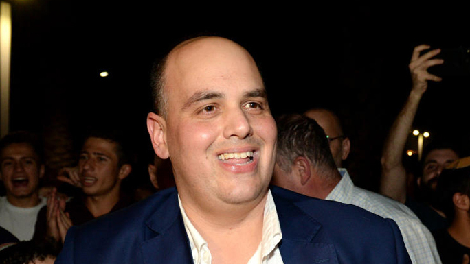 ראש עיריית בת ים צביקה ברוט, צילום: קובי קואנקס
