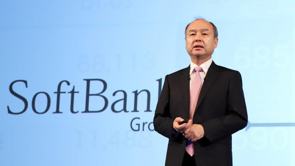 """מאסיושי סון מייסד ומנכ""""ל סופטבנק, צילום: Yoshio Tsunoda"""