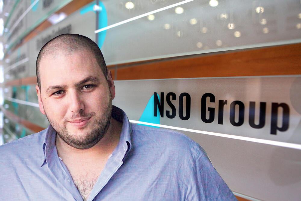 """שלו חוליו מייסד מנכ""""ל משותף NSO"""