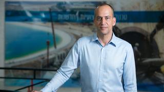 """אלי כהן, מנכ""""ל מקורות. כ־3,000 אתרים בעלי תשתית מתאימה , צילום: אוראל כהן"""