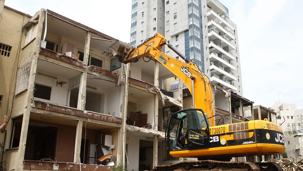 הכנסות משיווק קרקע של המדינה ישמשו למימון פינוי בינוי בשכונות חלשות