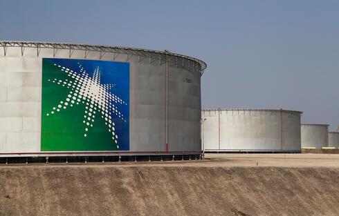 מיכליות נפט של ארמקו הסעודית, צילום: רויטרס