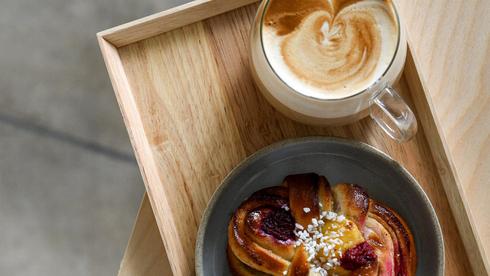 בית הקפה, צילום: עמית זאנטקרן