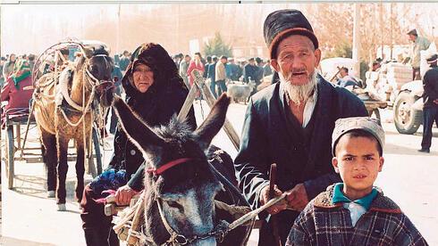 אויגורים בסין, צילום: wikipedia