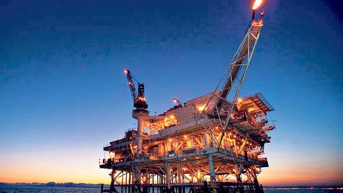 אסדת נפט, צילום: אתר החברה