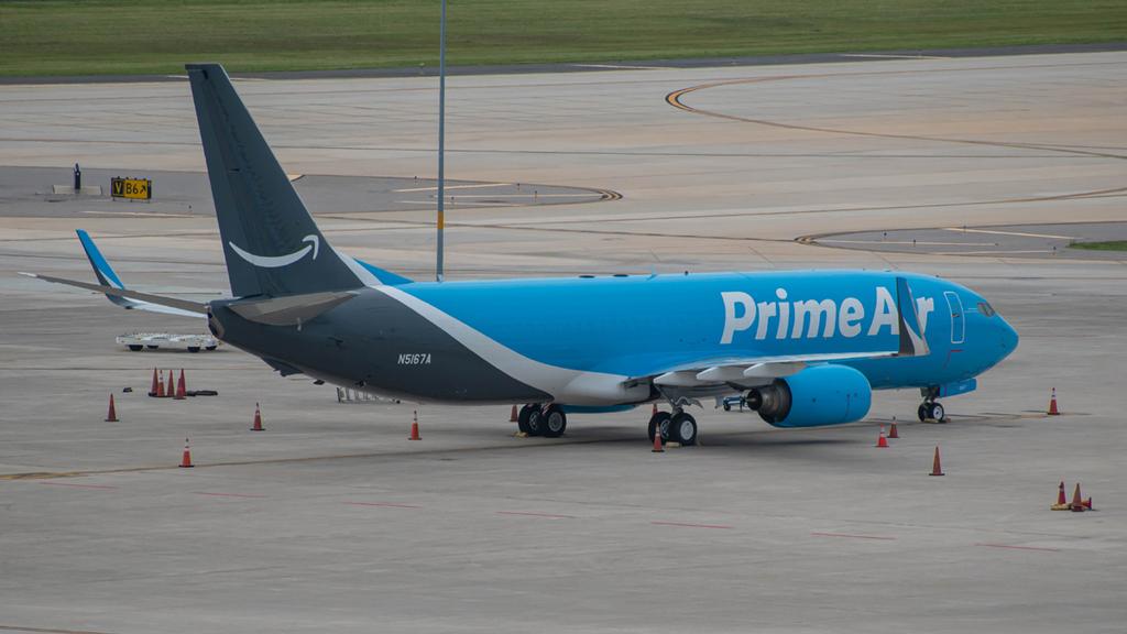מטוס מטען של אמזון