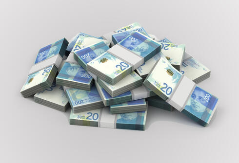 כסף, צילום: שאטרסטוק
