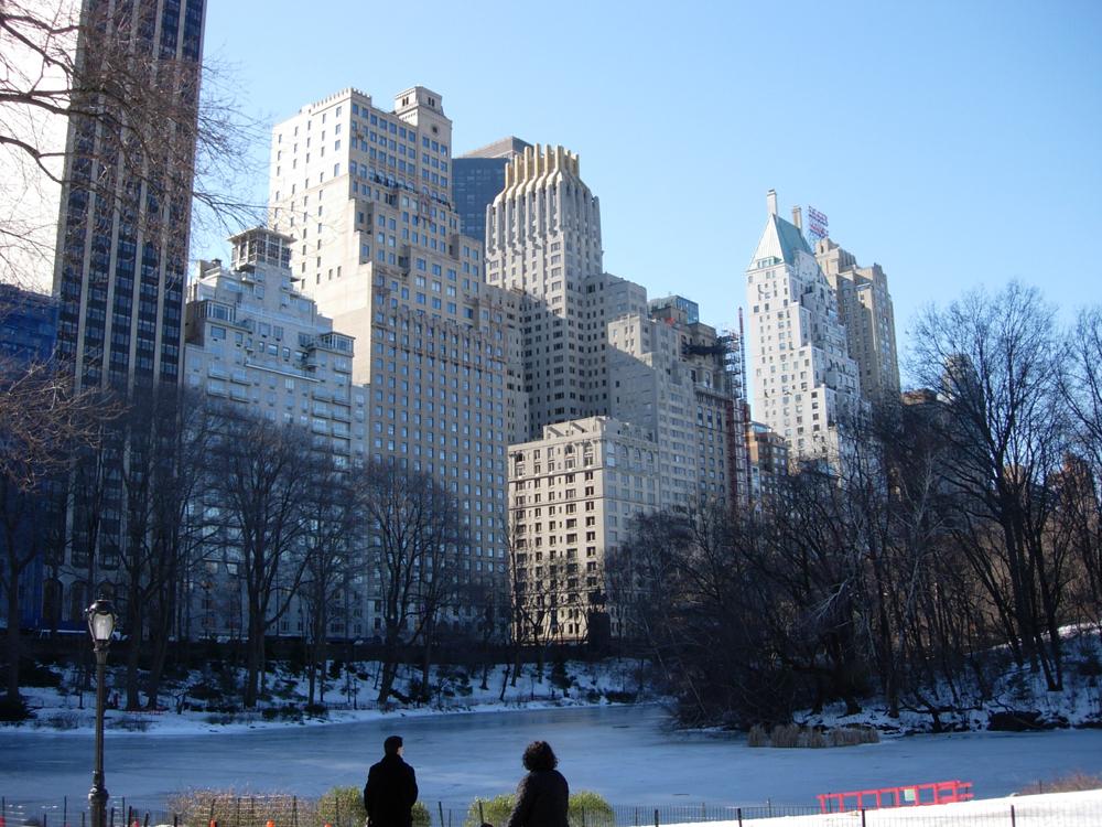 סנטרל פארק ווסט מנהטן ניו יורק רחובות יוקרתיים