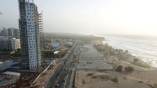 קו החוף של חדרה חוף הים גבעת אולגה