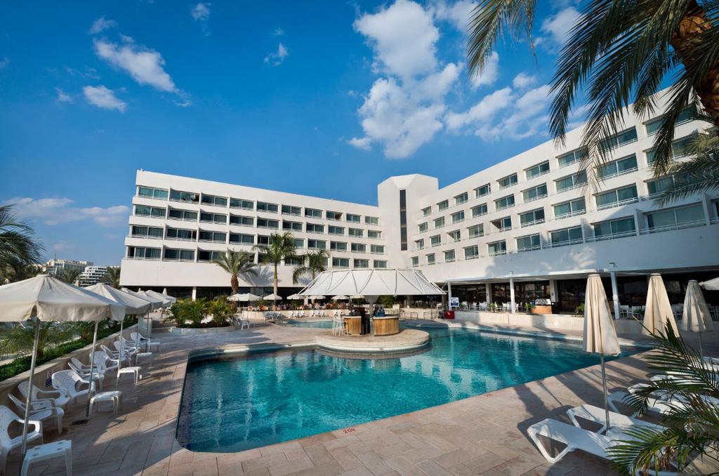 מלון ישרוטל לגונה אילת ישראל מקום 23 הכל כלול