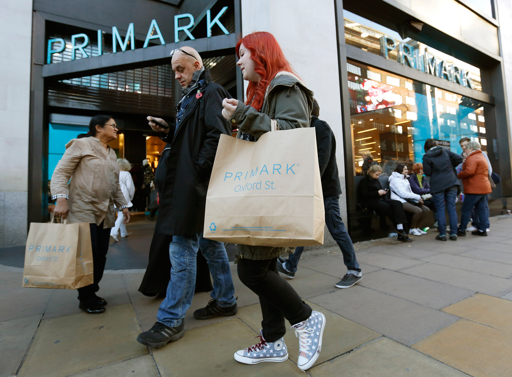 חנות כלבו פרימרק פרימארק פריימרק אוקספורד לונדון בריטניה
