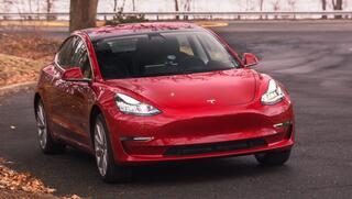 טסלה מודל 3, צילום: Tesla