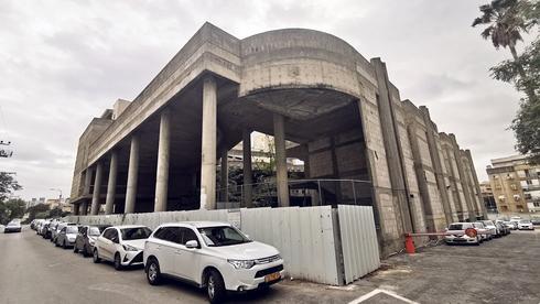 מבנה נטוש (ארכיון), צילום: באדיבות דוברות עיריית פתח תקוה