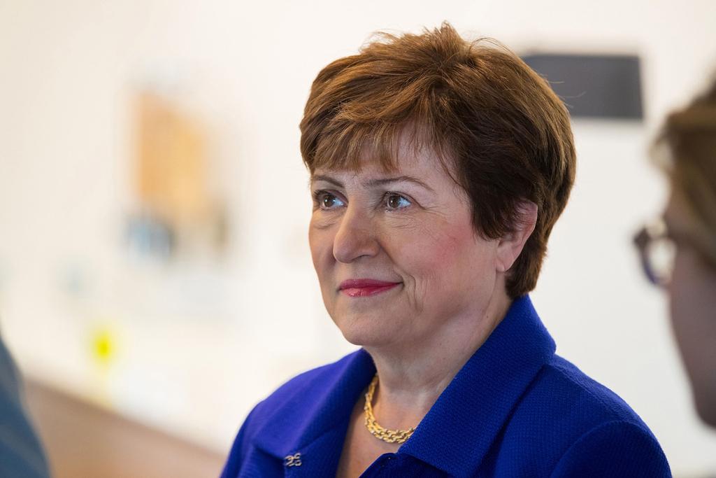 קריסטלינה גורגייבה יור קרן המטבע העולמית IMF