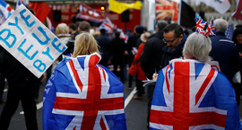 בריטניה עזבה את האיחוד האירופי ברקזיט