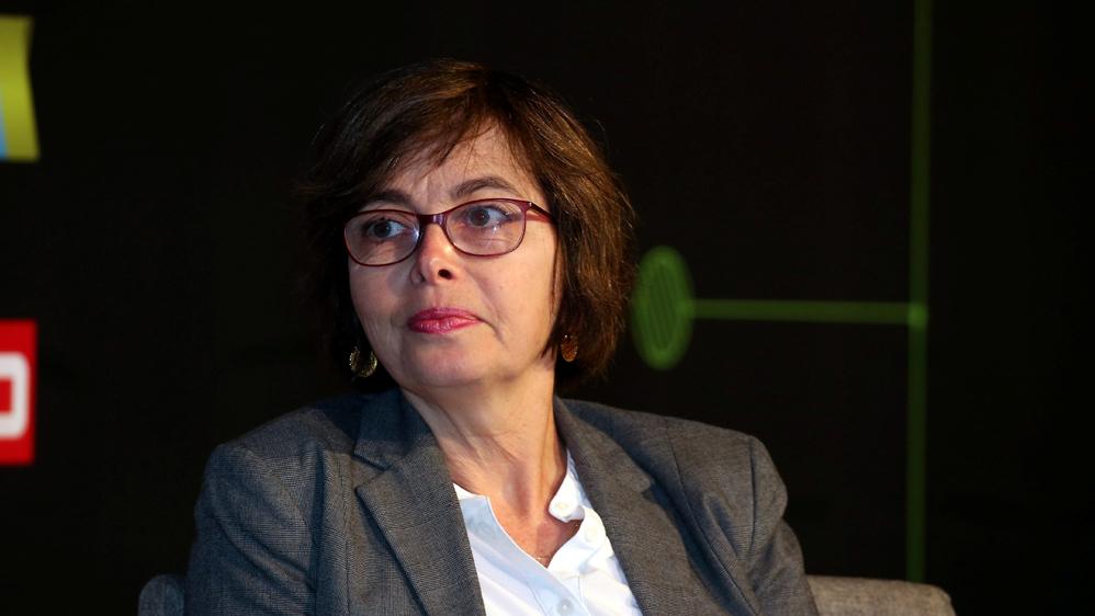 מיכל הלפרין הממונה על התחרות  ועידת הכלכלה והתעשיה 2020