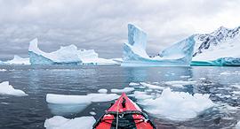 אנטארקטיקה משבר האקלים התחממות כדור הארץ