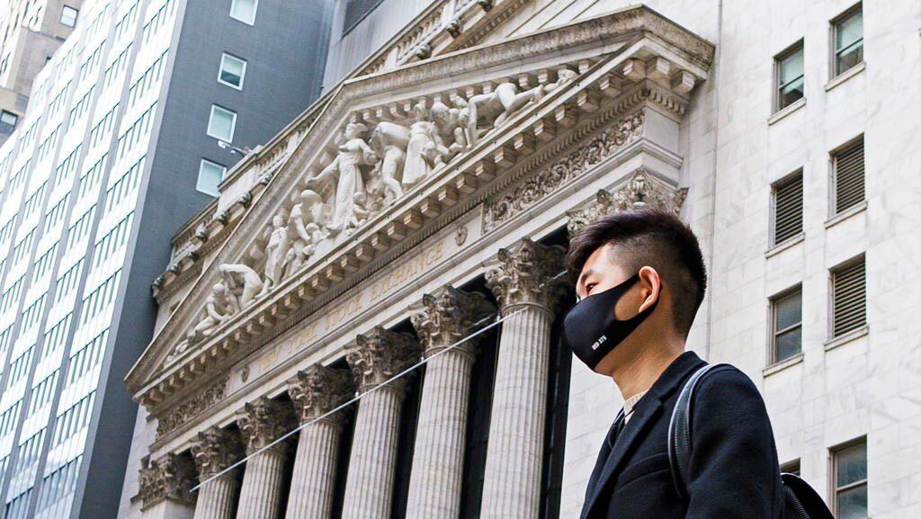 נתוני האינפלציה הפחידו את המשקיעים בניו יורק: דאו ג'ונס נפל ב-2%