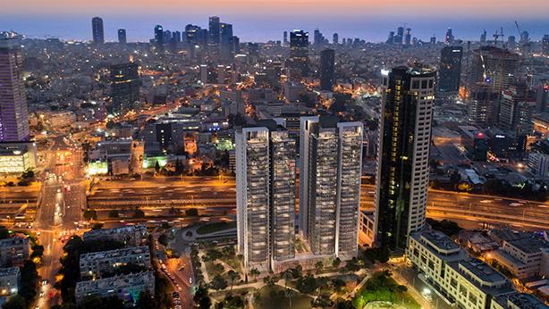 מגוריט רוכשת 110 דירות בפרויקט של גינדי החזקות ביד אליהו ב-267 מיליון שקל