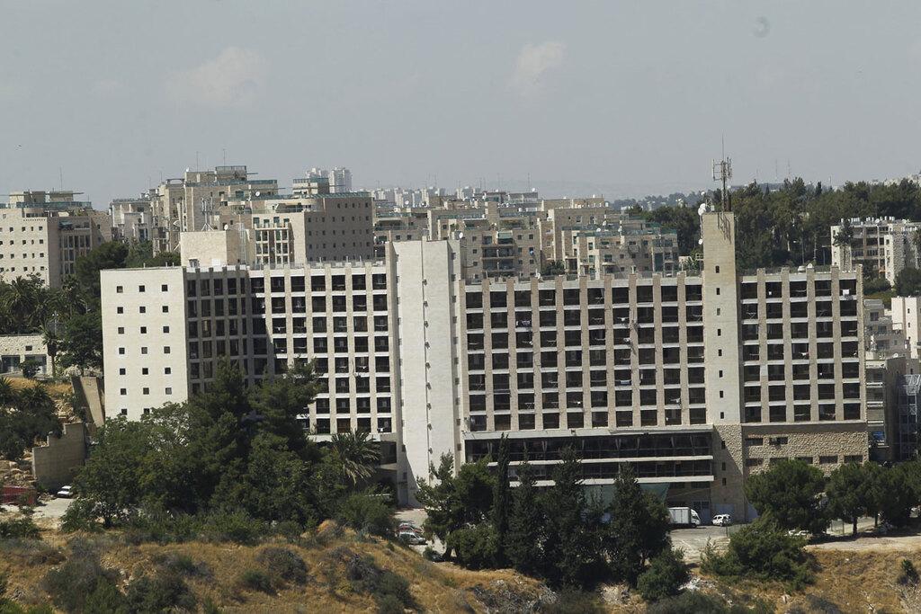 מלון דיפלומט ב ירושלים