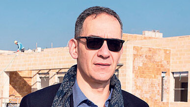 """מנכ""""ל אזורים רון אבידן, צילום: שלו שלום"""