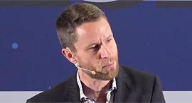 ועידת ברלין 2020 ריצ'ארד בראונינג מייסד וטייס הניסוי הראשי של Gravity Industries