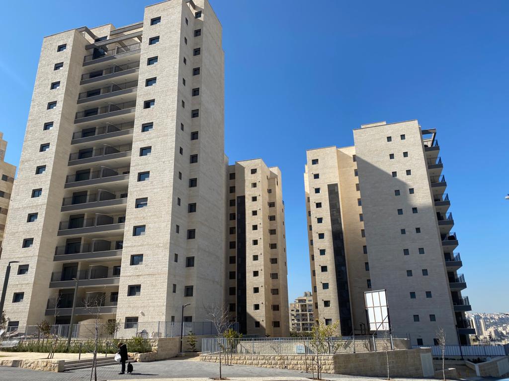 דירות שכונת ארנונה ירושלים קרן מגוריט השכרה ארוכת טווח