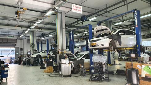 רשות התחרות: פערים גדולים בעלויות חלפים וטיפולים לרכב - עבור מכוניות דומות