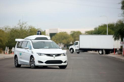 רכב אוטונומי, צילום: רויטרס