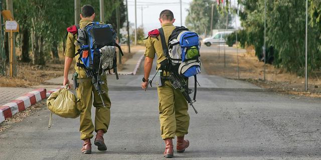 """חיילי צה""""ל, צילום: שאטרסטוק"""