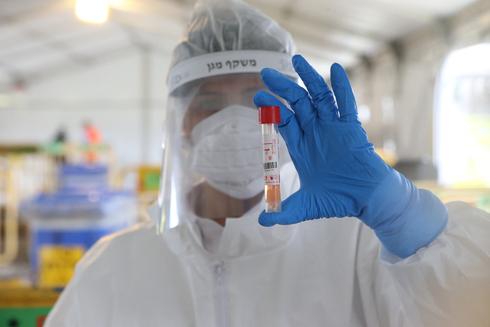 מתחילת ספטמבר: כמעט 159 אלף חיוביים לקורונה בישראל