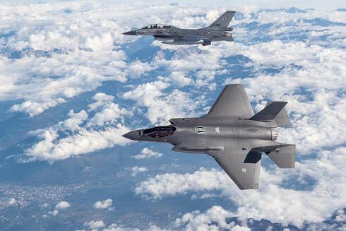 מטוס F35, צילום: (Defensie (CC0