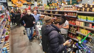 סופרמרקט, צילום: דנה קופל