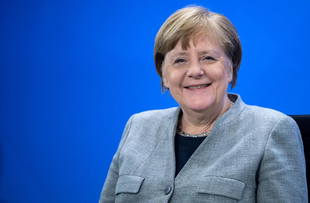 אנגלה מרקל קנצלרית גרמניה בהודעה לאומה גרמניה יוצאת מהסגר קורונה וירוס