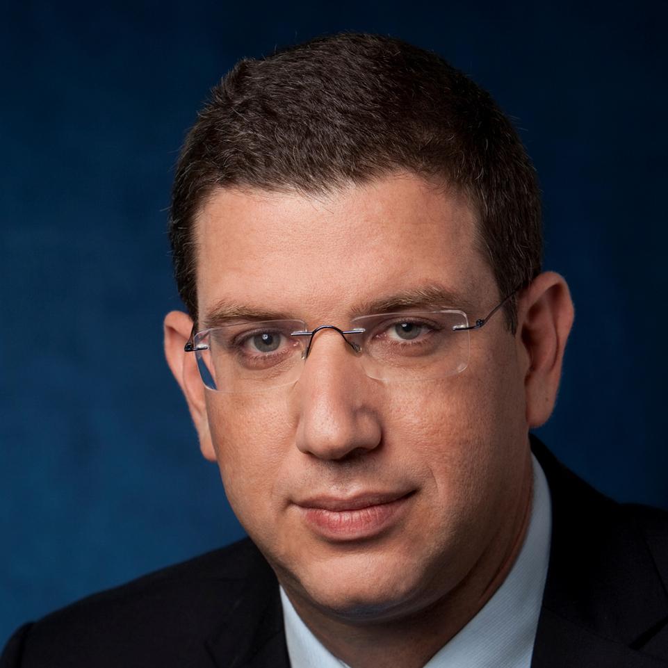אורי רבינוביץ' סגן מנהל חטיבת ההשקעות ב הראל ביטוח ופיננסים