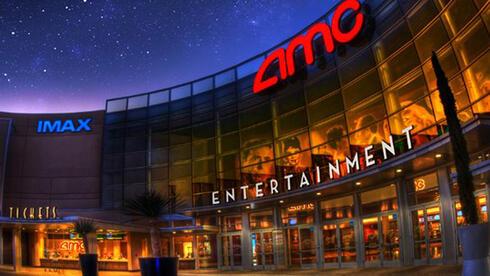 סניף של רשת בתי הקולנוע AMC , צילום: AMC Theatres
