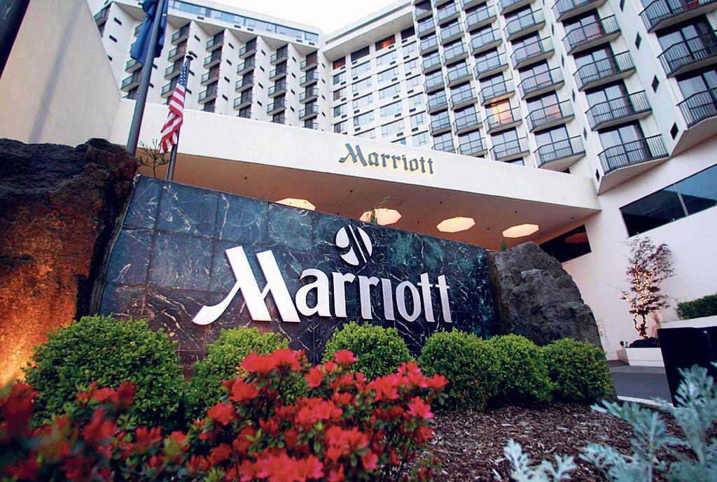 מלון של רשת מריוט באורגון
