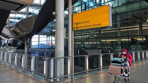 נמל התעופה הית'רו: התאוששות במספר הנוסעים לא צפויה לפני 2026
