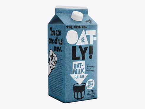 חלב אוטלי. המוצרים נמכרים ביותר מ־20 שווקים בעולם