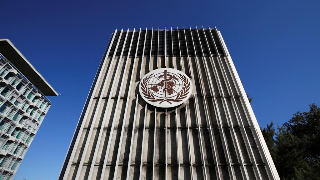 מטה ארגון הבריאות העולמי ב ג'נווה WHO