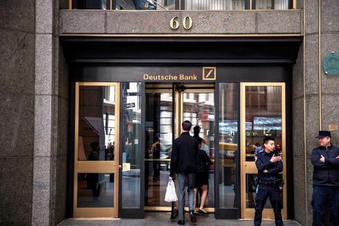סניף דויטשה בנק בניו יורק, צילום: בלומברג