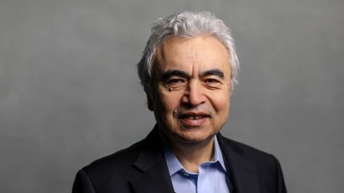 """ד""""ר פתיח בירו, יו""""ר סוכנות האנרגיה הבינלאומית, צילום: בלומברג"""