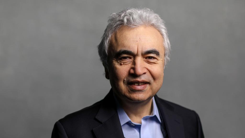 """ד""""ר פתיח בירו יו""""ר סוכנות האנרגיה הבינלאומית Fatih Birol"""
